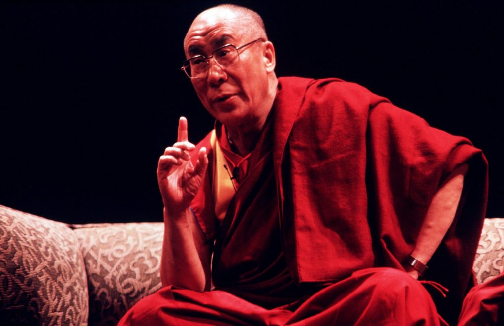 Words to Live by: 45 Inspirational Quotes from the Dalai